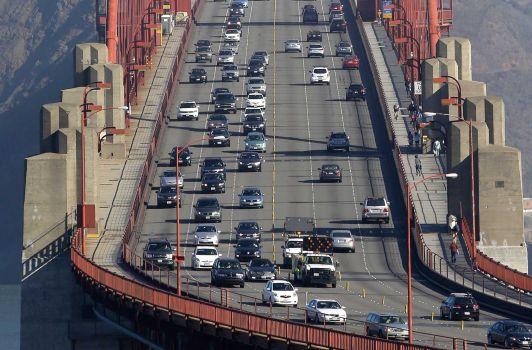Golden Gate Bridge (AP)