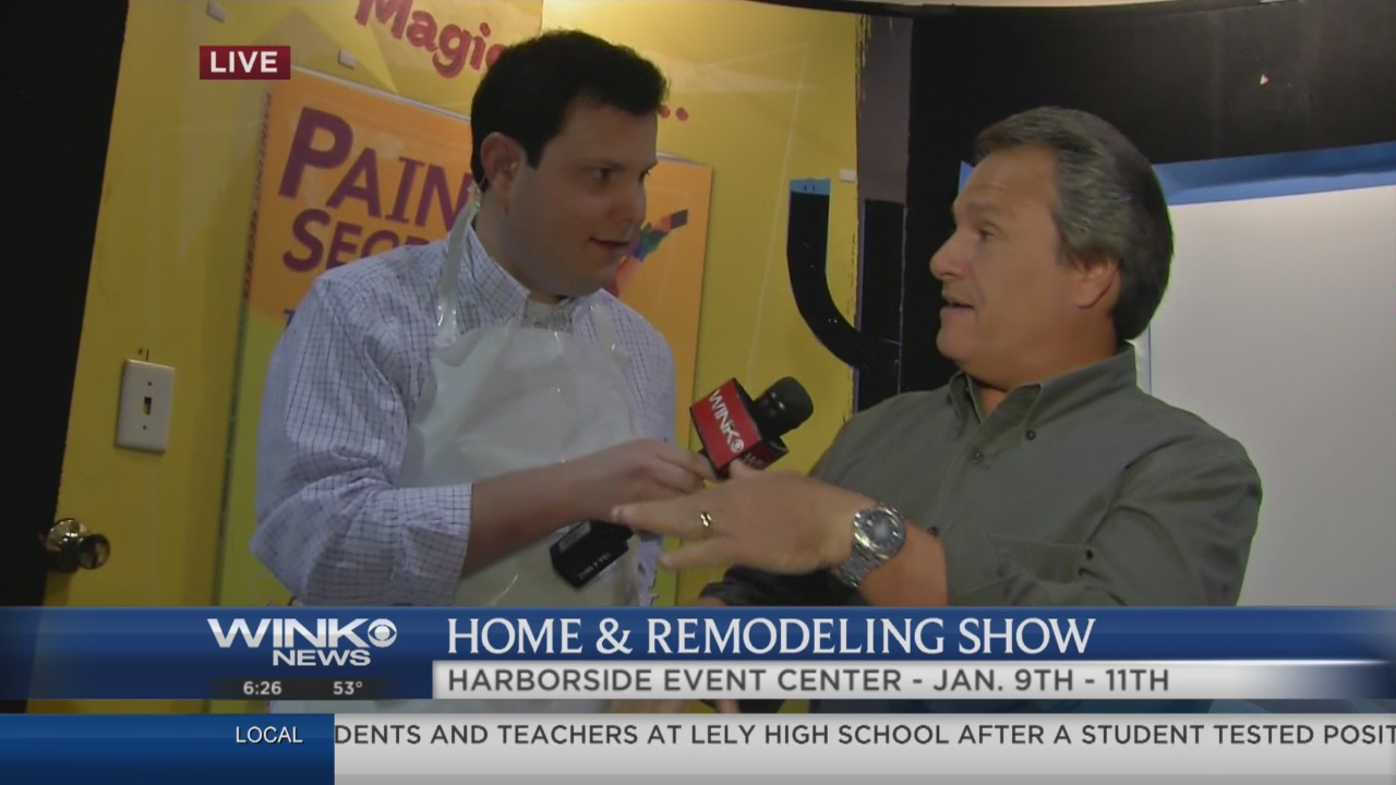 Build New Ideas At The Home Remodeling Show Wink News
