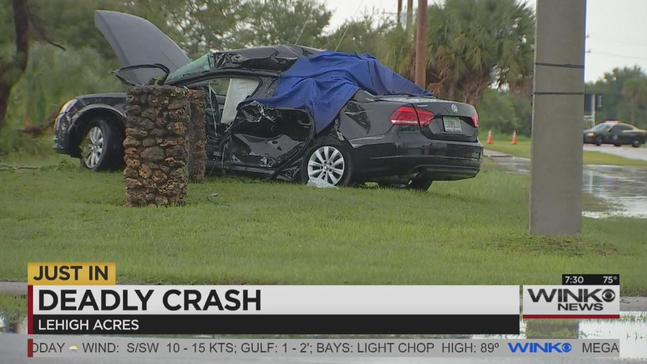 Lehigh Acres Car Accident