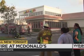 fire at mcd