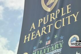 purple heart city