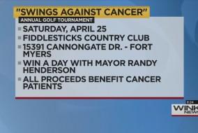swings against cancer